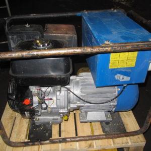 Generaattori Geko 6401