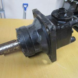 Hydraulimoottori M+S Hydraulics MTW250C, 250 cm3