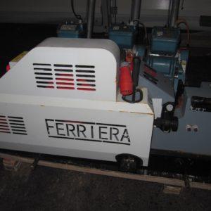 Harjateräsleikkuri Ferriera CQ45R
